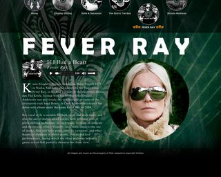 Muse Mix Fever Ray Page